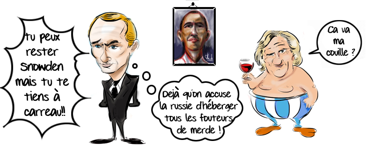 Affaire snowden